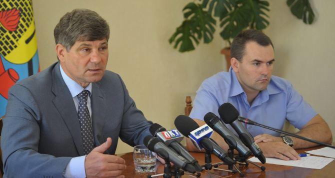 Мэр Луганска призвал захватчиков СБУ «не баловаться»