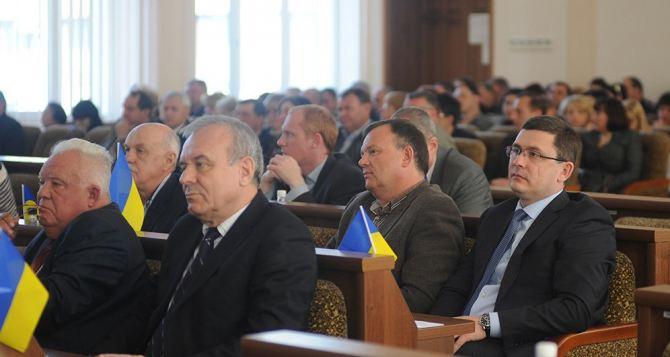 Депутаты приняли решение о передаче «Луганскводы» в коммунальную собственность Луганска