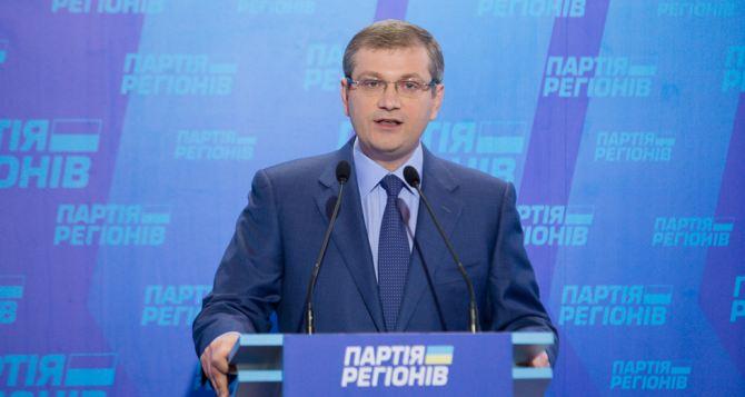 В Украине нужно максимально уменьшить полномочия президента. —Вилкул