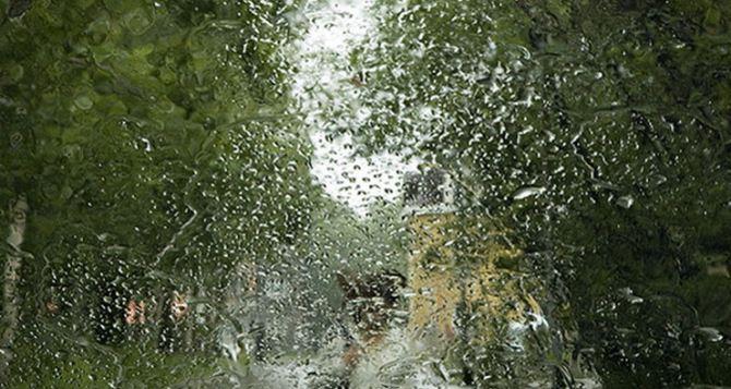 Погода в Луганске на завтра, 1мая: гроза