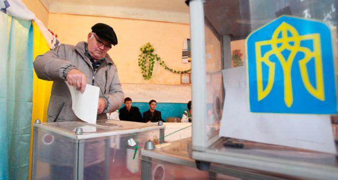 В комитете избирателей прокомментировали заявление Царева об отмене выборов на Луганщине