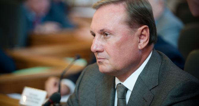 Ефремов потребовал у Турчинова прекратить военные действия на востоке Украины