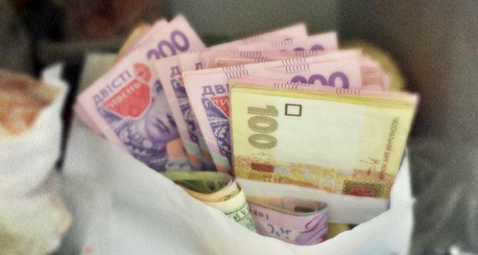 На Луганщине более 160 работодателей повысили уровень зарплаты своим работникам