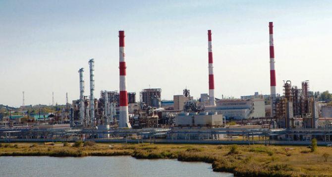 Боевые действия в Луганской области могут спровоцировать экологическую катастрофу