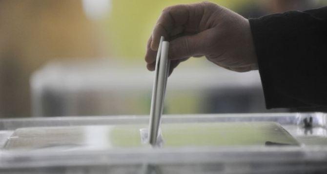 В Донецкой области открылись 426 избирательных участков. —ОГА