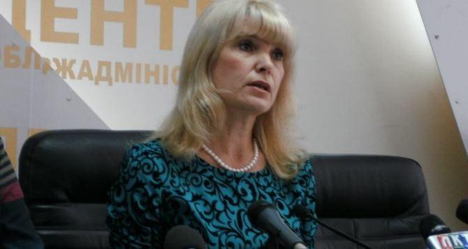 Веригина требует лишить мандатов нардепов от Партии регионов и КПУ за «пособничество сепаратистам»