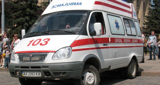 В Харькове на избирательном участке умер мужчина