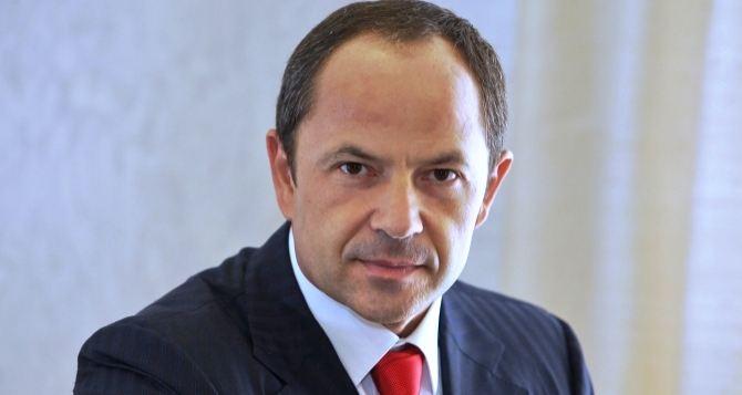 Сергей Тигипко поблагодарил своих сторонников за поддержку на выборах президента