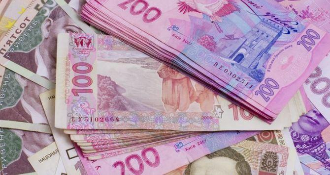 Считаем чужие деньги: кто в Луганской области получает больше всех? (инфографика)