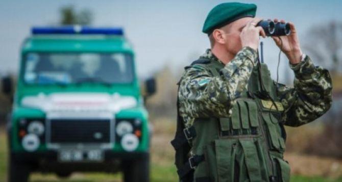 Ситуация в Луганске: возле погранотряда нашли осколок гранаты