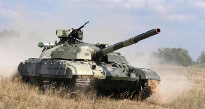 Возле поселка Металлист уничтожены три украинских танка. —ЛНР