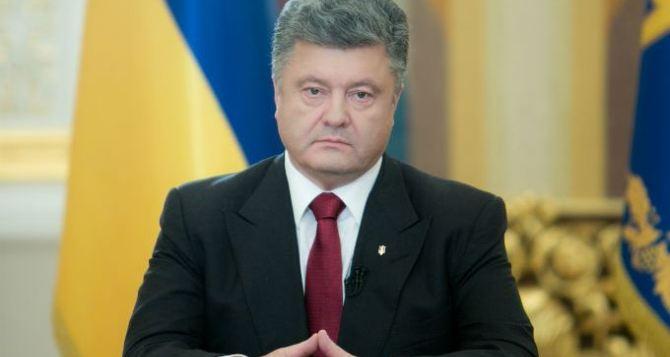 Порошенко считает, что Путин начал выполнять его мирный план