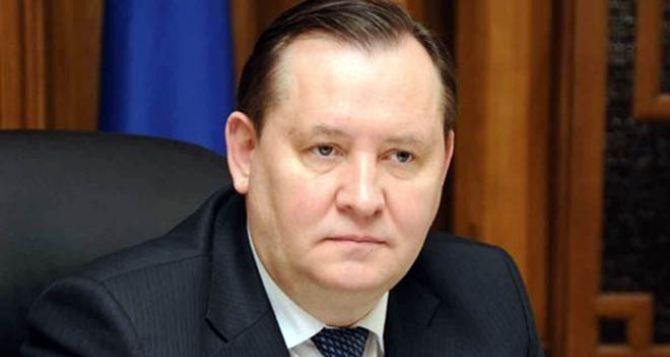 Порошенко назначил губернатором Луганской области Пристюка. —Ляшко