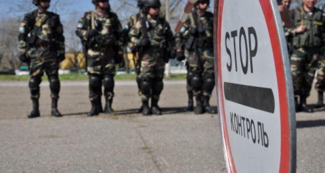 Пограничника, раненого в Луганске, отправили на лечение за границу