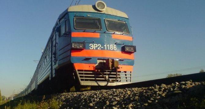 На Донбассе из-за взрывов повреждены железнодорожные пути