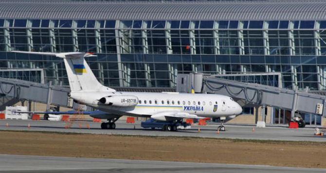 Из Львова планируют открыть авиарейсы в Донецк и Луганск