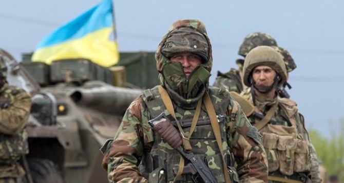 Силы АТО готовят операцию по освобождению Донецка и Луганска