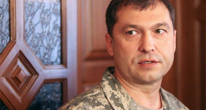 Нацгвардия терпит значительные потери. —Глава ЛНР Валерий Болотов