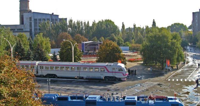 «Лугансктепловоз» работает в штатном режиме. —Горсовет