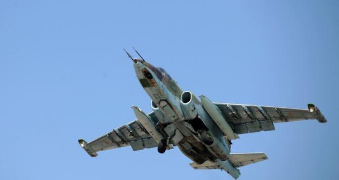 Представителям ЛНР удалось поднять в воздух штурмовик Су-25