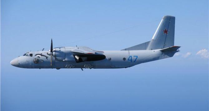 На Луганщине ищут пропавший украинский самолет