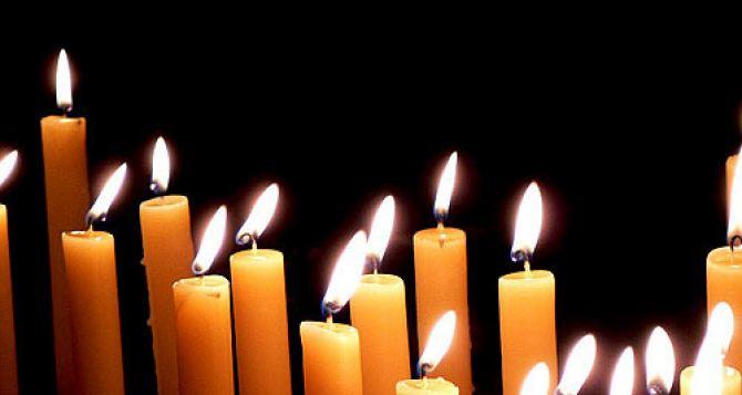 В Донецкой области объявлен траур по погибшим в Марьинке и Снежном