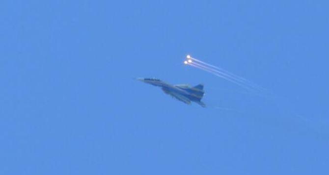 Авиация АТО ведет полную огневую поддержку с воздуха украинских подразделений. —СНБО