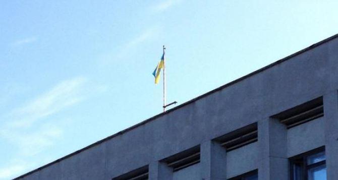 Город Рубежное перешел под контроль украинской армии