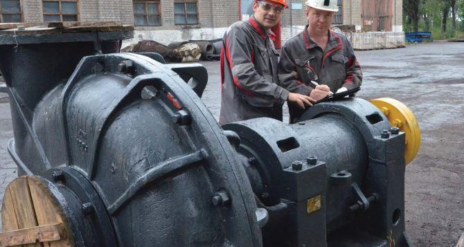 На «Краснодонугле» повышают эффективность производственных процессов углеобогащения