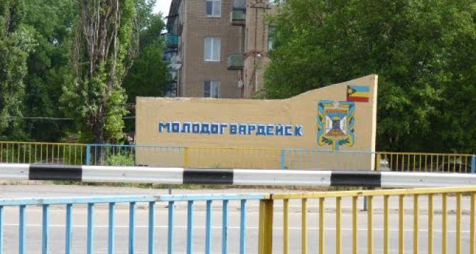 В Молодогвардейске под обстрел попали кафе и больница