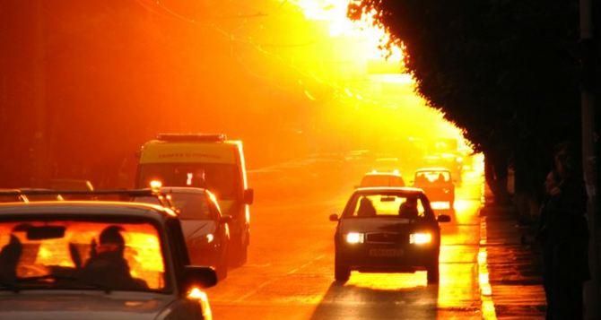 На востоке Украины сохранится жаркая погода