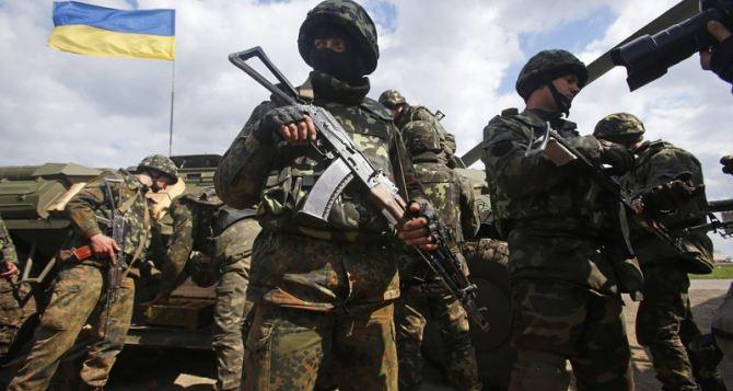 Силы АТО заблокировали военную технику противника в Красном Луче. —СНБО