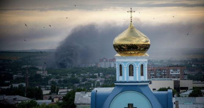 Луганчане могут обратиться к родным и близким с помощью видео