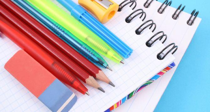 Детей-сирот из зоны АТО обеспечили всем необходимым для начала учебного года