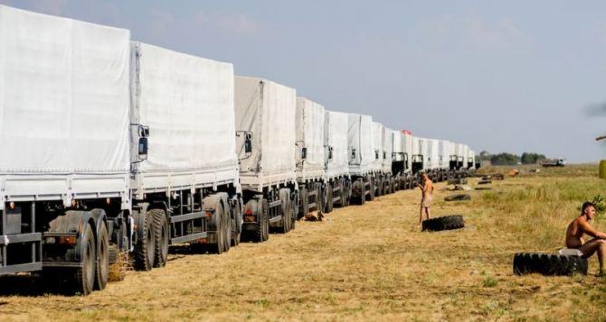 Красный Крест ждет гарантий безопасности своих сотрудников, которые сопровождают российскую гуманитарку