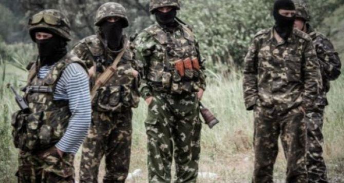Батальон «Айдар» расквартировался на Счастьенской ТЭС. —Местные жители