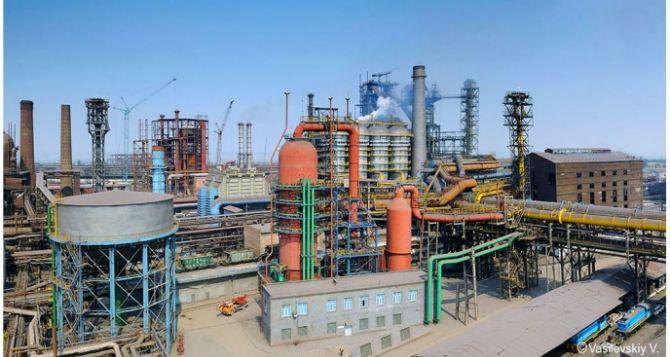 Какие предприятия и заводы Луганской области больше всего пострадали из-за боевых действий?