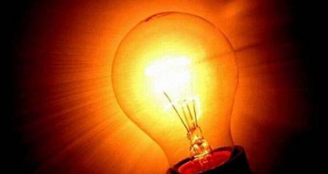 Веерные отключения света приближаются к Днепропетровску