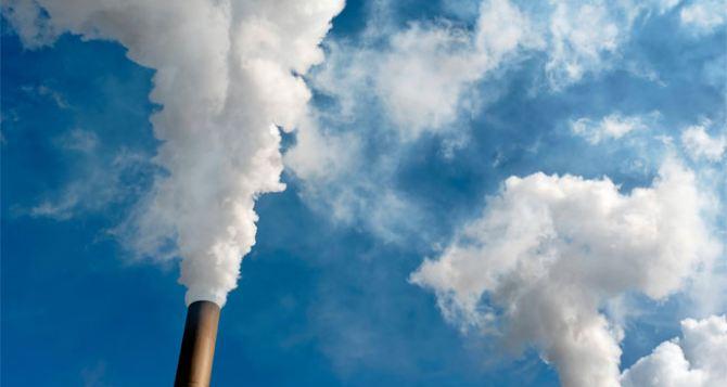 На Донбассе катастрофическое загрязнение воздуха. —Министр экологии