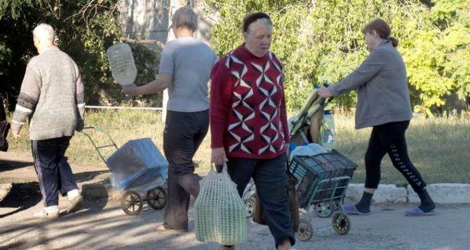 Луганск как Цой— умер, но живой. —Сводка по городу за 10сентября