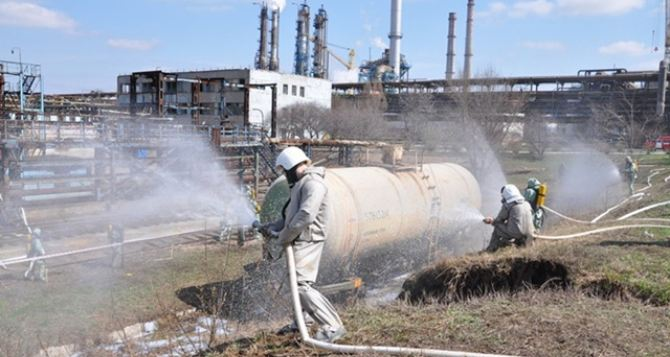 В СНБО разработали план эвакуации населения в случае экологической катастрофы на Донбассе