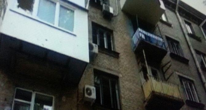 Куда обращаться луганчанам, у которых из-за обстрелов пострадало жилье?
