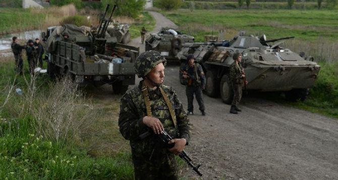Несмотря на отдельные провокации, режим прекращения огня сохраняется. —Сводка АТО за 11сентября
