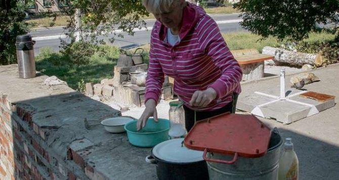 Главным является страх, что снова начнется война. —Рассказ о ситуации в Луганске