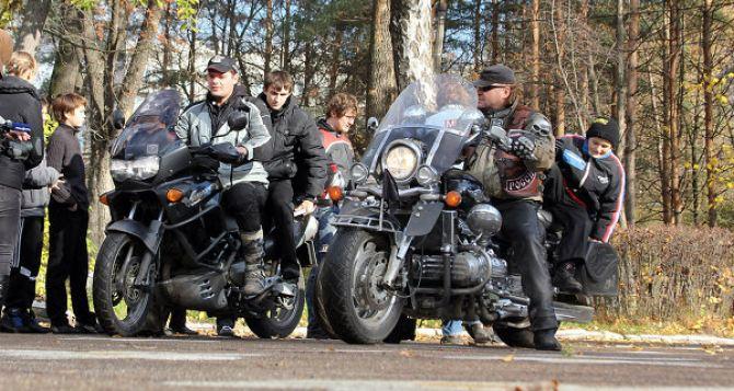 На День города в Луганск приедут «Русские мотоциклисты» во главе с «Хирургом»