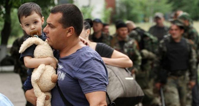 Уже около 40 тысяч жителей Донбасса вернулись домой. — ГСЧС