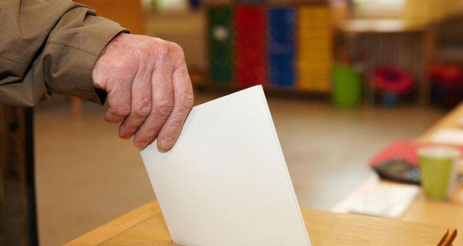 Местные выборы на Донбассе пройдут 7декабря