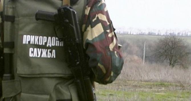 Ситуация на украино-российской границе по данным на 16 сентября