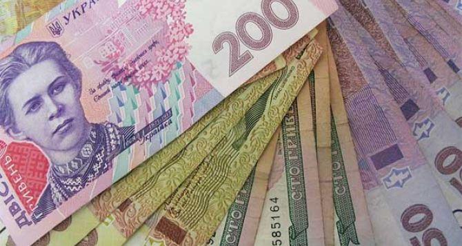 В Луганске обещают выплатить по тысяче гривен пенсии. — Местные жители