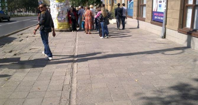 Луганск сегодня: свежие фото из соцсетей
